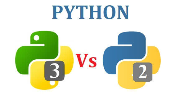 Difference between Python 2 and Python 3